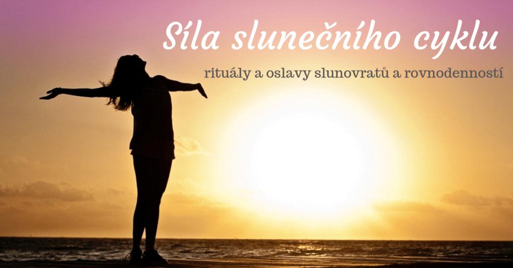 Oslavy slunovraty a rovnodennosti